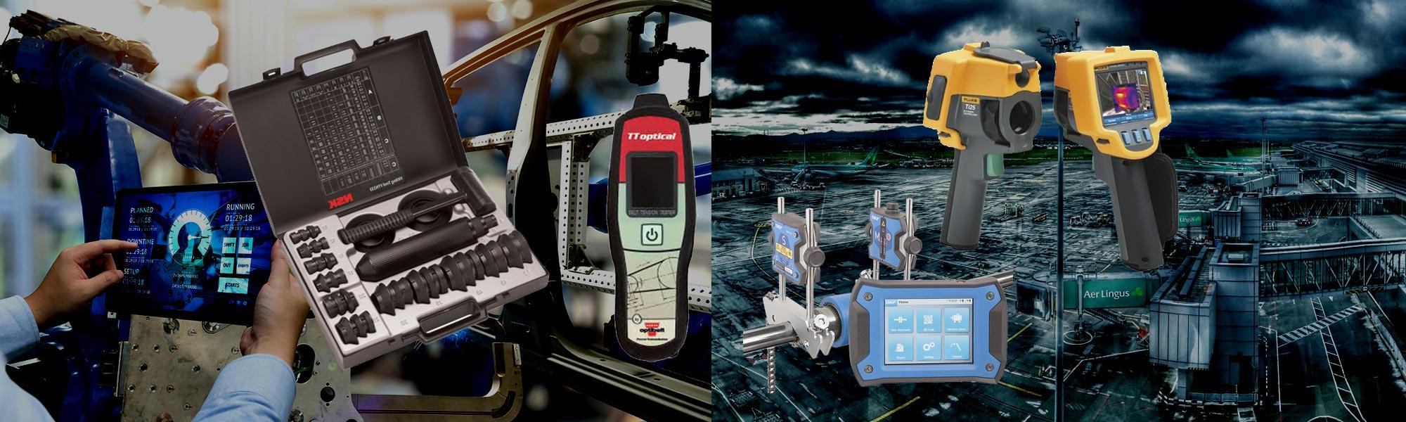 equipos de monitoreo industrial | Babachu