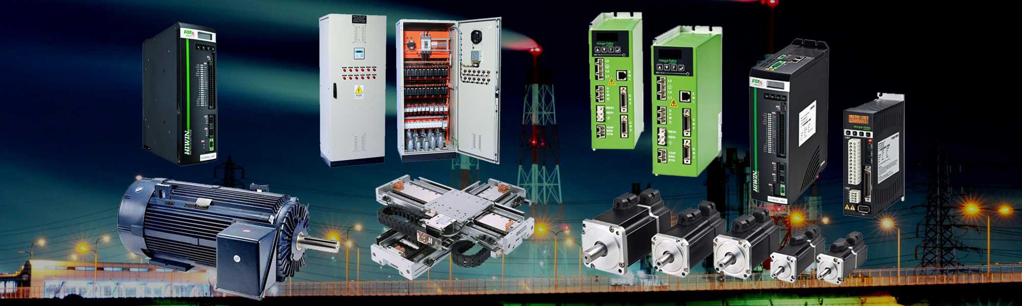 equipo eléctrico y electrónico industrial | Babachu